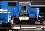 NS 2930 Conrail GP38